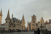 Patricia Hofmeester - View on Medieval Ghent