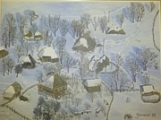 Ferid Jasarevic - Village in the Snow