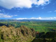 Featured Prints - Waimea Canyon Print by Kicka Witte