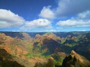 Featured Metal Prints - Waimea Canyon State Park Metal Print by Kicka Witte