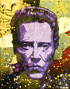 Walken My Ass Off Print by Bobby Zeik