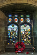 Ian Mitchell - War Memorial Window