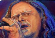 Bands Pastels - Warren Haynes by Mark Anthony