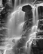 Nsw Framed Prints - Waterfall 05 Framed Print by Colin and Linda McKie