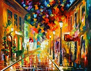 Leonid Afremov - Waves Of Excitement