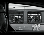 Bus Photo Originals - Weekend by Norman Fox