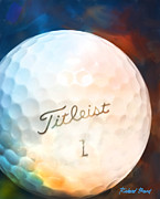 Titleist Posters - Well Played Poster by Richard Beard