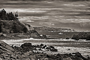 Lubec Prints - West Quoddy Head Lighthouse Print by Cindi Ressler