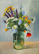 Tancau Emanuel - Wild Flowers In Jar