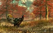 Daniel Eskridge - Wild Turkey