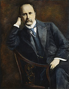 Osler Posters - William Osler (1849-1919) Poster by Granger
