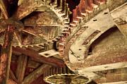 Windmill Wheels Print by Tommy Hammarsten