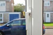 Window Lock Print by Tom Gowanlock