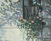 Susan Bradbury - Window on Beacon Hill
