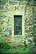 Haunted House Acrylic Prints - Window Acrylic Print by Tom Gowanlock