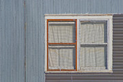 Frame House Metal Prints - Windows Metal Print by Jim Wright