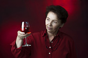 Production Photo Originals - Wine Control Expert  by Christin Slavkov