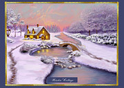 Sena Wilson - Winter Cottage