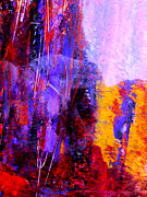 Just Abstracts - Woman With Child by Allen n Lehman