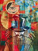 Wonderland Print by Robert Ball