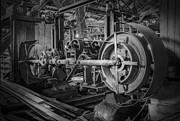 Light And Shadow Photos - Wooden Sawmill by Setsiri Silapasuwanchai