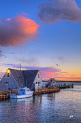 Michael Petrizzo - Woods Hole Sunset