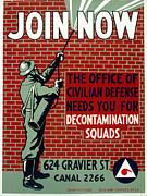 World War II Poster, C1943 Print by Granger