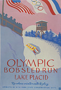 David Seguin - WPA Lake Placid Bobsled
