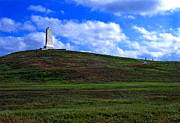 Wright Photos - Wright Brothers National Memoral by Thomas R Fletcher