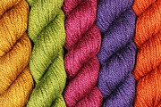 Ply Photos - Yarn With A Twist by Jim Hughes
