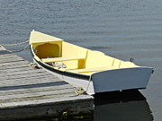 Genoa Larcher - Yellow Boat