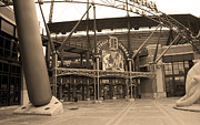 Detroit Tigers Art Photos - Comerica Park - Detroit Tigers by Frank Romeo