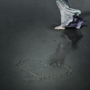 Bare Feet Photos - Heart by Joana Kruse