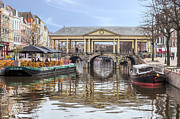 Dutch Framed Prints - Leiden Framed Print by Joana Kruse