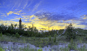 Little Sable Lighthouse Print by Twenty Two North Photography