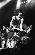 Eddie Van Halen Art - Van Halen by Front Row  Photographs