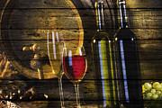 Wine Print by Joe Hamilton