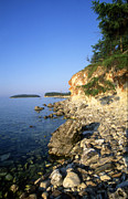 Landscapes Prints - Baikal Print by Anonymous