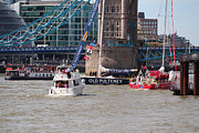 Clippers Prints - Clipper Round the World Yacht Race Print by Ash Sharesomephotos