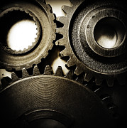 Idea Photos - Cogs by Les Cunliffe