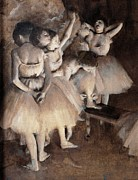 Art Of Ballet Prints - France, Ile De France, Paris, Muse Print by Everett