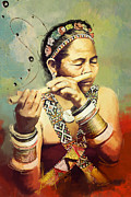 South Asian Art  Print by Corporate Art Task Force