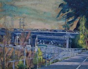 Richard  Willson - 110 Freeway South II