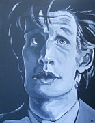 Eleventh Doctor Prints - 11th Doctor Print by Lisa Leeman