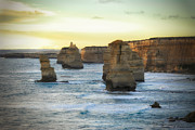12 Apostles Framed Prints - 12 Apostles Framed Print by Rendell B