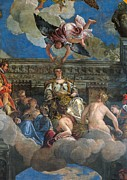 Paolo Caliari Veronese Art - Italy, Veneto, Venice, Doges Palace by Everett