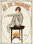 WomenÕs Art - La Vie Parisienne  1919 1910s France by The Advertising Archives