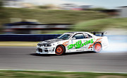Jdm Photos - Nissan Drift by Martin Slotta