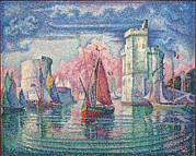 Paul Signac Prints - France, Ile De France, Paris, Muse Print by Everett