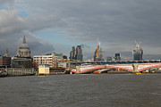 Mile 122 Prints - 20 Fenchurch Street Print by Ash Sharesomephotos